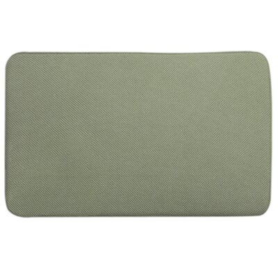 Standsoft Doormat Color: Sage