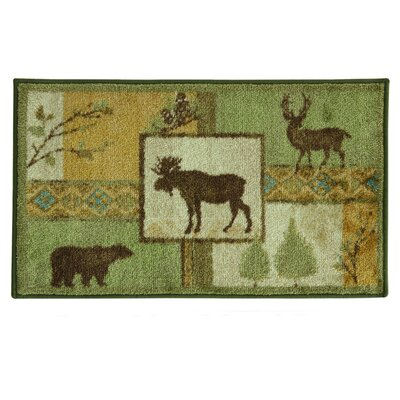 Studio Design Canyon Area Rug Rug Size: 18 x 29