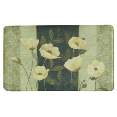 Standsoft Midnight Poppies Vintage Doormat