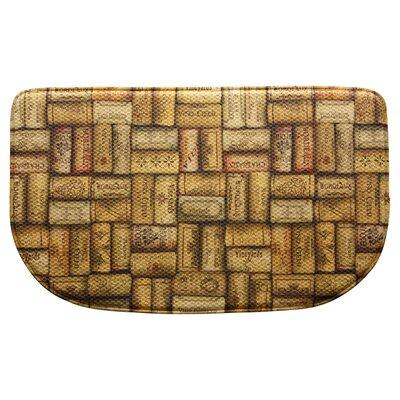 Wine Corks Doormat