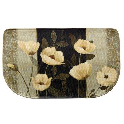 Standsoft Midnight Poppies Doormat