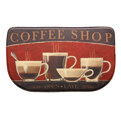 Standsoft Coffee Shop Doormat