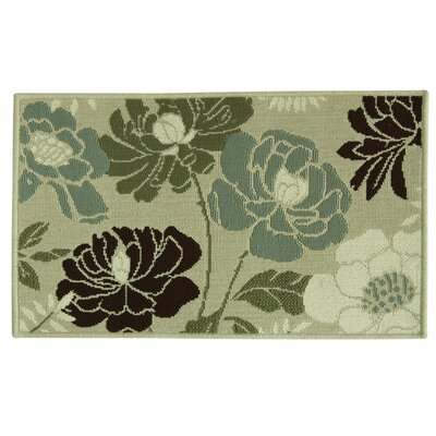 Elegance Morning Tones Doormat Mat Size: Rectangle 18 x 29