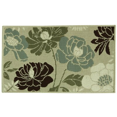 Elegance Morning Tones Doormat Mat Size: Rectangle 24 x 310