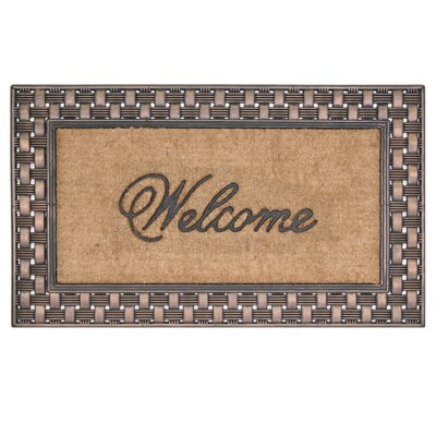 Koko Framed Welcome Doormat