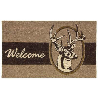 Koko Natural Buck Doormat