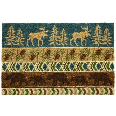 Koko Bleach Timber Ridge Doormat