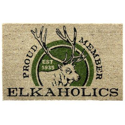 Koko Bleach Elkaholics Doormat