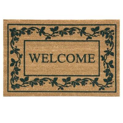 Bacova Guild Koko Flocked Welcome Doormat