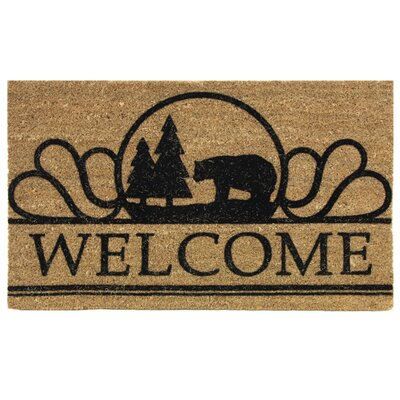 Koko Natural Boone Doormat