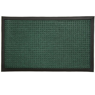 Standard Hobnail Doormat Color: Green