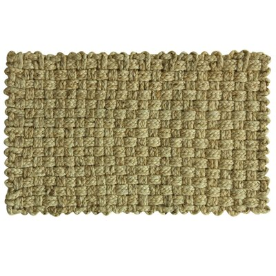 Panama Braided Jute Doormat