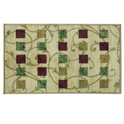 Studio Designs Plush Uncarved Serano Doormat Rug Size: 1'7.7