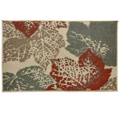 Reliance Leaf Fossil Area Rug