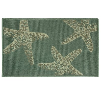 Eldridge Star Fish Area Rug