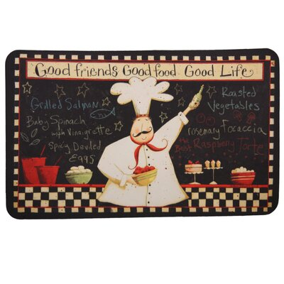 Good Life Floor Gallery Doormat