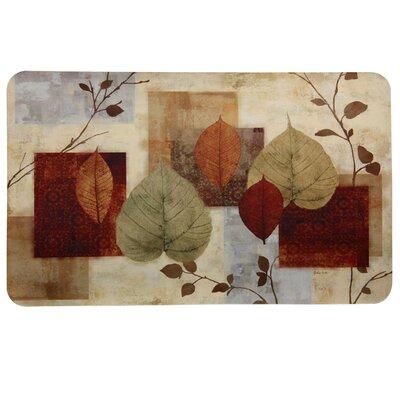 Leaf Matrix Floor Gallery Doormat