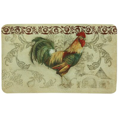 Floor Gallery Noble Rooster Door Mat