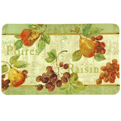 Floor Gallery Rustic Fruit Door Mat