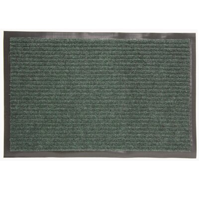 Bersum Doormat Color: Green