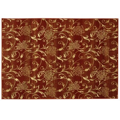 Tradtions Willow Area Rug Rug Size: 77 x 96