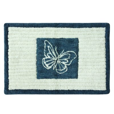 Wildflower Bath Rug