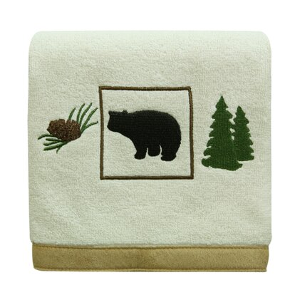 Vintage Outdoors Hand Towel