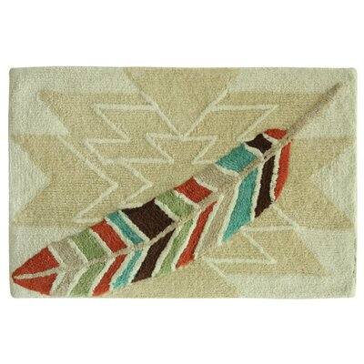 Southwest Boots Bath Rug