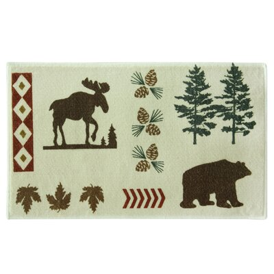 North Ridge Bath Rug