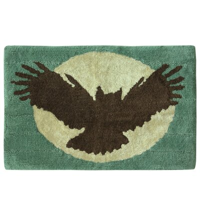 Discover the Wild Bath Rug