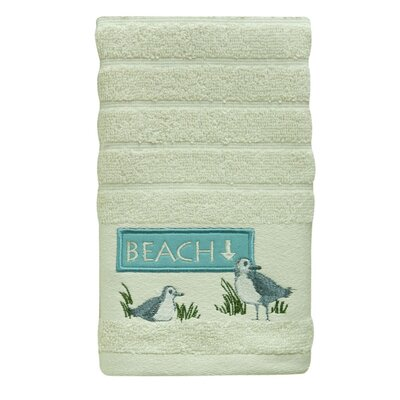 Beach Cruiser Fingertip Towel