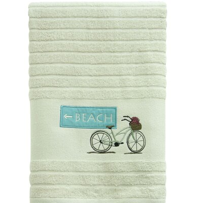 Beach Cruiser Bath Towel