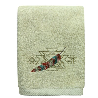 Southwest Boots Fingertip Towel