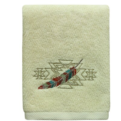 Southwest Boots Hand Towel