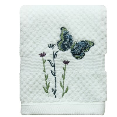 Wildflower Fingertip Towel