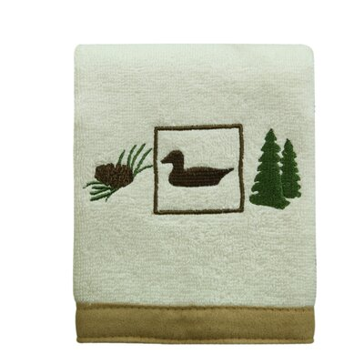 Vintage Outdoors Fingertip Towel