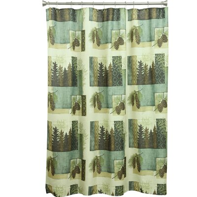Westlake Polyester Shower Curtain