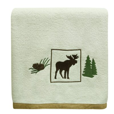 Vintage Outdoors Bath Towel