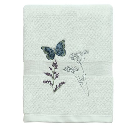 Wildflower Bath Towel