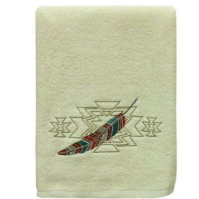 Southwest Boots Bath Towel