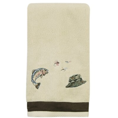Born to Fish Hand Towel