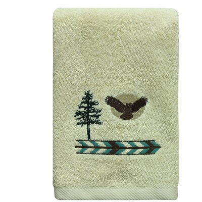 Discover the Wild Hand Towel