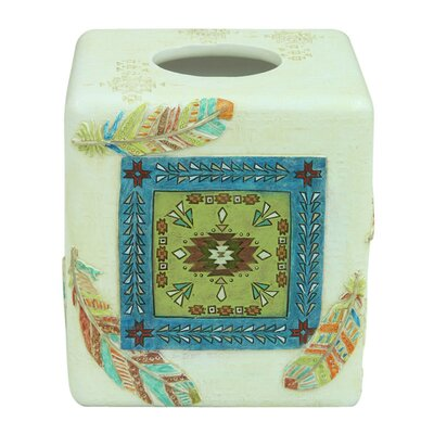 Southwest Boots Tissue Box Cover 88413