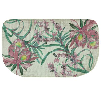 Cattleya Memory Foam Kitchen Mat