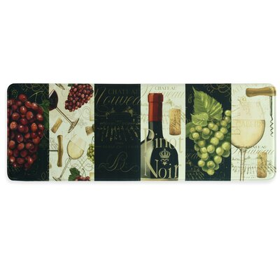 Chateau Nouveau Memory Foam Kitchen Mat