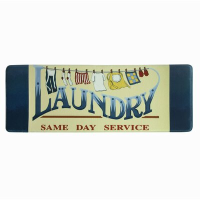 Same Day Service Memory Foam Kitchen Mat