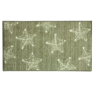 Classic Berber Seas Stars Driftwood Mat