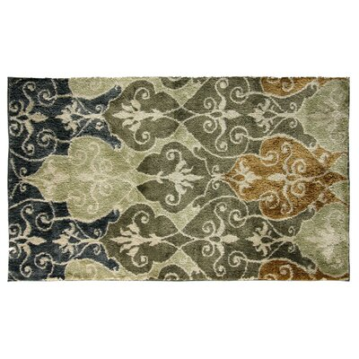 Cashlon Green Area Rug Rug Size: 110 x 29