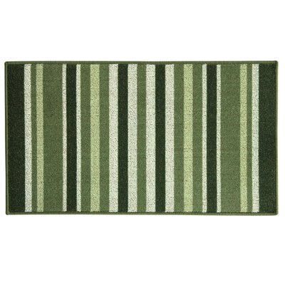 Classic Berber Kitchen Striped Mat