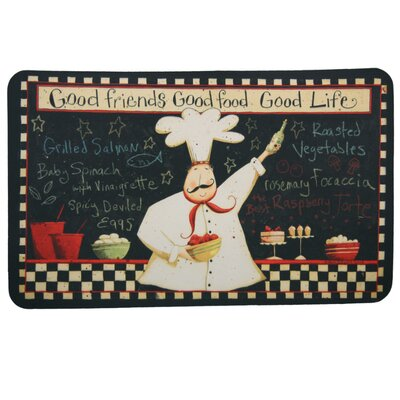 Floor Gallery Good Life Door Mat